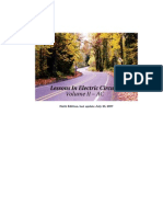 Lessons In Electric Circuits - Volume II - AC