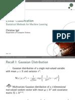 Linear Classification