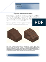 Asignación de materiales en objetos