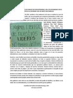 Comunicado Asamblea de Pueblos de Huehuetenango 4032014