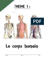 Theme 1 Le Corps Humain