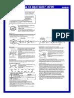 Casio Mariner Gear Manual Modulo 3796