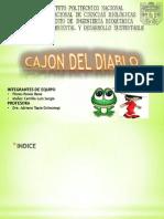 Cajon Del Diablo