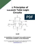 Principles of Vacuum-Tube Logic Circuits