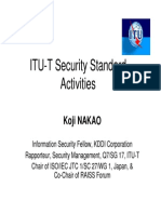ITU-T Security Standard Activities.pdf