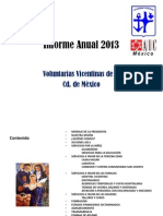 informe anual 2013 parte 1