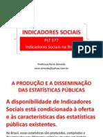 AULA CAP 2 - A PRODUÇÃO E DISSEMINAÇÃO DAS ESTATÍSTICAS PÚBLICAS