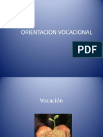 orientacion vocasional