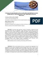 Utilizacao Do Roleplayng Game_rpg_eletronico Como Ferramenta Metodologica de Aprendizagem Em Biologia