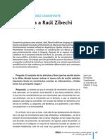 Entrevista a Raul Zibechi J.L. Fernandez Casadevante