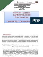 Plan Especial Carnestolendo 2014