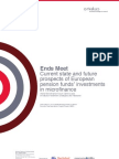 Current state and future prospects of European pension funds' investments in Microfinance