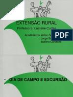 SEM. ER DIA DE CAMPO E EXCURSÃO