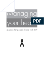 Living With HIV - Managing Your Health