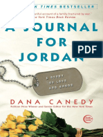 A Journal for Jordan by Dana Canedy - Excerpt