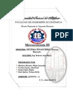Estructura Del Sistema Financiero p