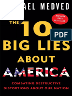 The 10 Big Lies About America by Michael Medved - Excerpt