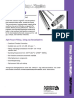 HP Fittings & Tubing