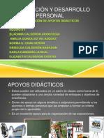 Equipo 1 Apoyos Didacticos