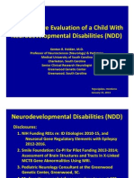 Cost Efficient Eval of a Child With Neurodevelopmental Disabilities-NDD January 2014 (10)