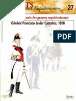(eBook) Military Osprey Napoleonic Spanish Army Calvary General Francisco Javier Castanos 1808-027 (French Delprado Soldats)