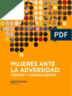 Mujeres Ante Adversidad 2013