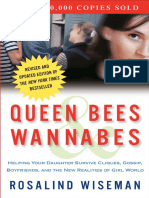 Queen Bees and Wannabes by Rosalind Wiseman - Excerpt