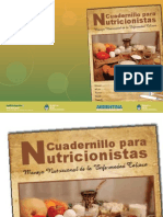 2014 01 22 Guia Nutricionistas