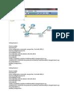 Latihan VLAN dengan Cisco Paket Tracert