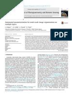 Automated Parameterisation for Multi-scale Image Segmentation On