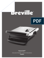 Breville TG425XL Manual