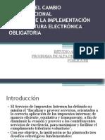 UAI - GESTIÓN DEL CAMBIO  ORGANIZACIONAL