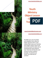 Youth Ministry Object Lesson - Christian Trailblazers