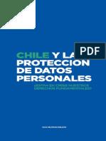 Chile y la protección de datos personales