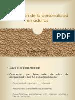CLASE Personalidad 2