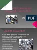 Como Programar Una Celda de Manufactura