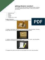Membuat Alat Sederhana Fisika 2003