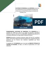 Environmental Solutions de Venezuela