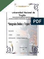 Integrales Dobles y Triples Corregidoo