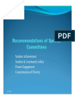 Recommendations of Special Committees 030414.pdf