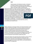2014 PMAP Executive Director Post