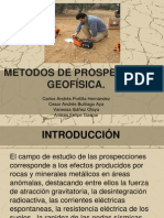 Prospeccion Geofiisica Exposicion