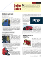 Biomass Boiler - Buyers Guide