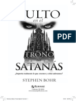 Worship at Satans Throne Spanish Text