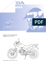 Manual Propietario NX4 Falcon