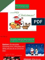 Lesson Christmas