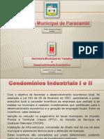 Condominios Industriais Paracambi-RJ