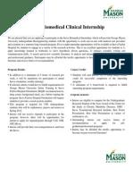 Application INOVA Internship Spring 2014-1