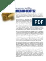 Comodoro del Aire. Arturo Merino Benítez