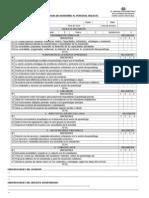 Ficha de Monitoreo Al Docente-Nivel Secundario